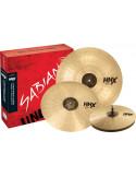 Sabian - HHX Set harmonique Complex Performance Set