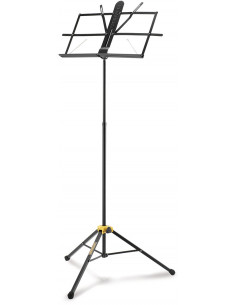 Hercules - BS100B,two-section ez glide music stand