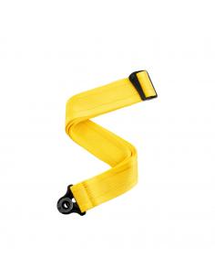 D'Addario,50BAL07 ,Auto Lock Guitar, Mellow Yellow