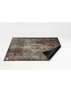 DRUMnBASE,Vintage Persian Stage Mat,Classic Worn