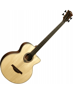 Lag - T177BCE Tramontane Basse 177 Electro-acoustique cutaway