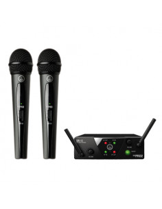 Akg - Wms40 Mini2 Vocal Set Dual