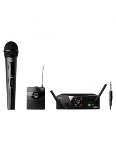 Akg - Wms40 Mini2 Vocal / Instrumental Set Dual
