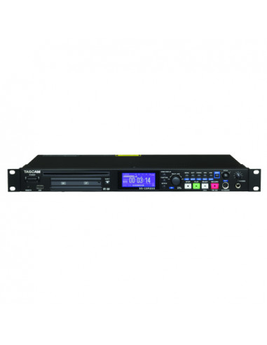 Tascam - SS-CDR200 CF/SD+CD-RW+USB Rec./Player balanced in/out