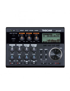 Tascam - DP-006 6-track Digital PocketStudio, SD-Card