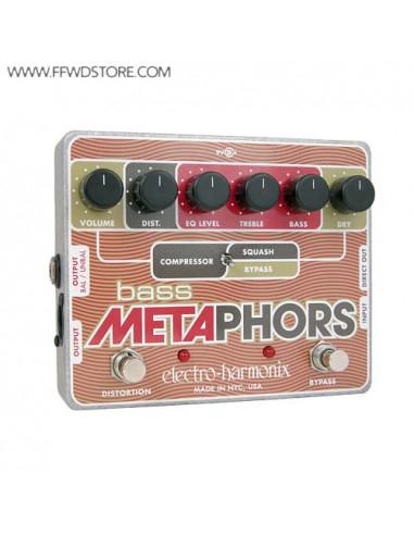 EHX,Bass Metaphors Preamp