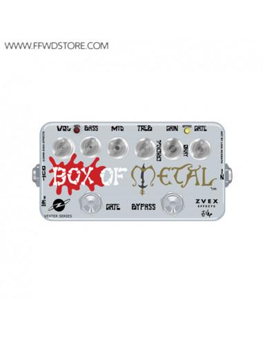 Zvex - Box Of Metal Vexter