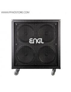 ENGL,E412VGB,pro cabinet 4x12 vint.30 straight black series