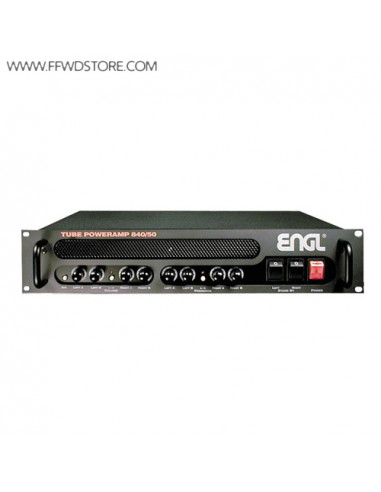 Engl - Tube Power Amp E840/50