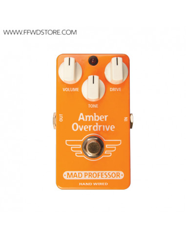 Mad Professor - Amber Overdrive Hw