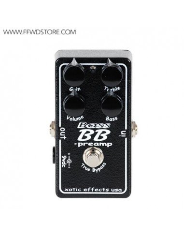 XOTIC - BASS BB PREAMP