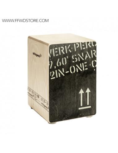 Schlagwerk - Cp 403 - 2inone Medium Black Edition