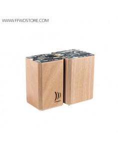 Schlagwerk - Wbs 200 Wooden Bongos