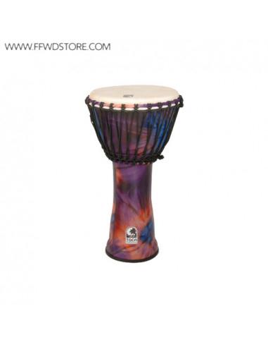Toca - Freestyle Rope Tuned Djembes Woodstock Purple