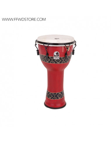 Toca - Freestyle Mechanically Tuned Djembes Bali Red