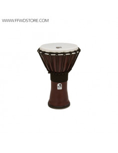 Toca - Freestyle Ii Rope Tuned Djembes Dark Red