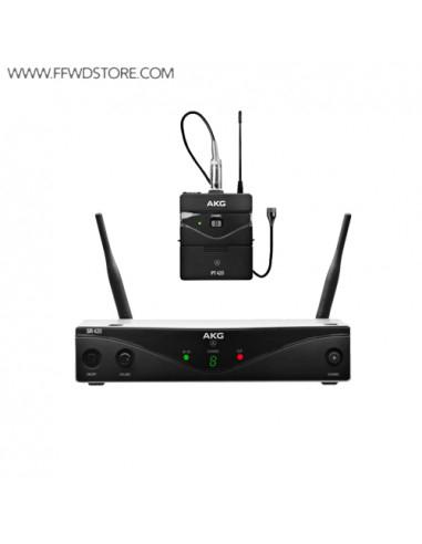 Akg - Wms420 Presenter Set