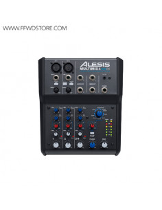 Alesis - Multimix 4 Usb Fx
